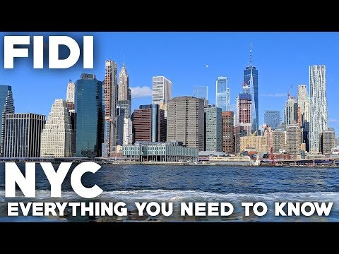 Wall Street and Financial District Travel Guide: Everything you need to know