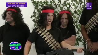 ¡Buscando al nuevo Rambo en El Wasap de JB!