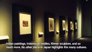 TOKYO NATIONAL MUSEUM - Toyokan (Asian Gallery)