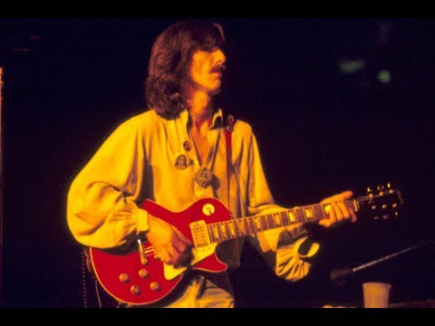 Dave Alexander - George Harrison - History of his Guitars