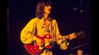 george harrison - history of his guitars the beatles