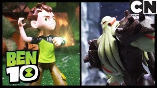Ben 10 LIVE | Ben 10 Battle Builder: The Complete Adventure | Ben 10 Toys | Cartoon Network