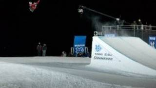 2012 X Games Slope Finals - TransWorld SNOWboarding