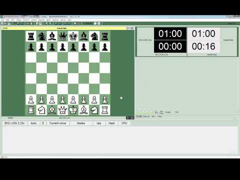 How to Install an Engine in Arena Chess GUI - YouTube