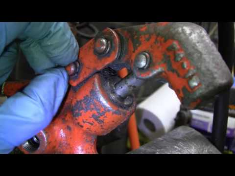 HYDRAULIC PORTA-POWER REPAIR (part 1)