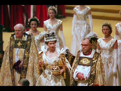 Coroação da Rainha Elizabeth II 1953 (Completo em cores).
