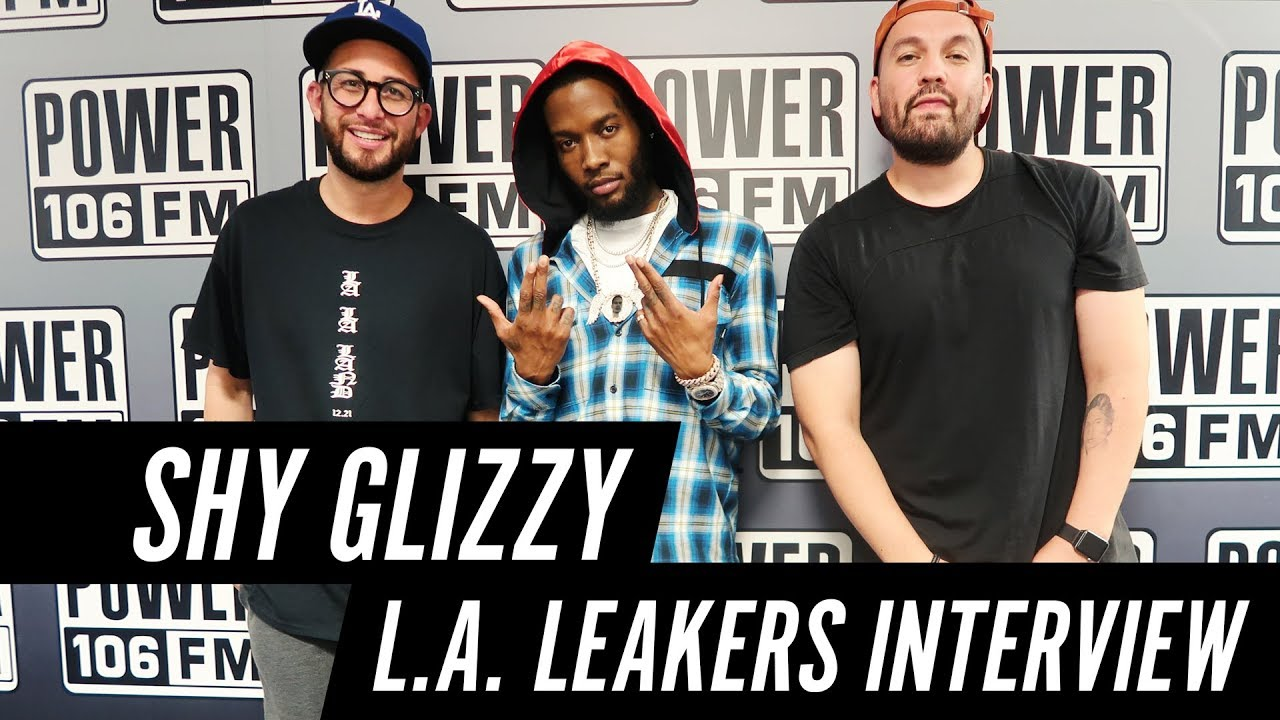 Shy Glizzy On New Lil Uzi Vert Collab Being Influenced By L A Rappers Track W Tory Lanez Gunna