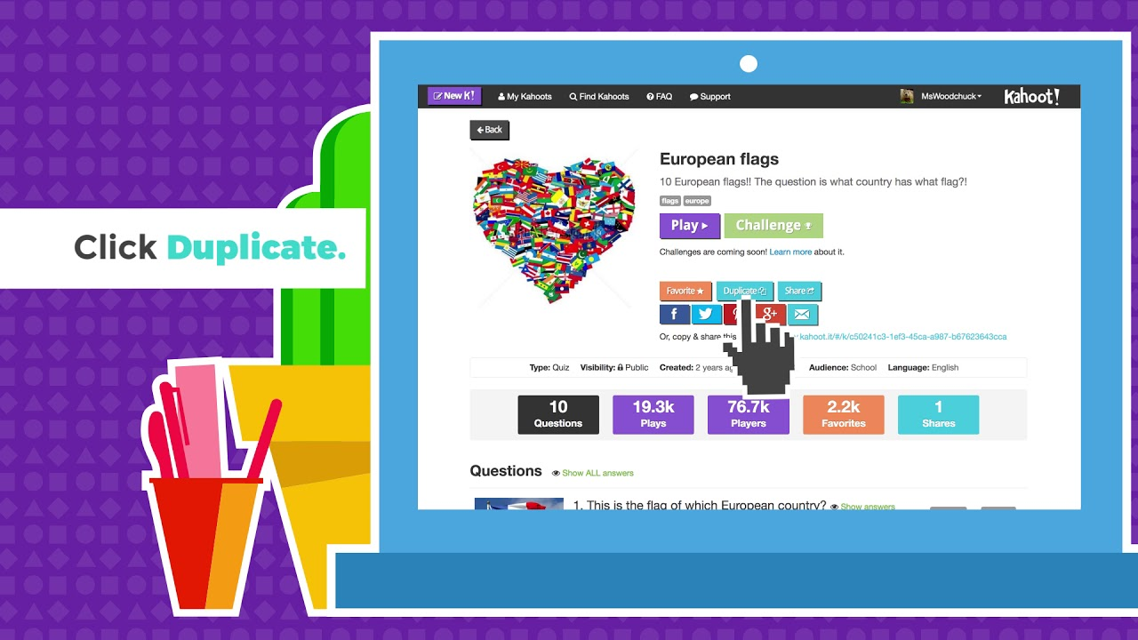 Curriculum-Aligned, Ready-To-Play Kahoots - Nick's Picks For