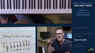 BASIC MUSIC THEORY 7 - Chord Symbols