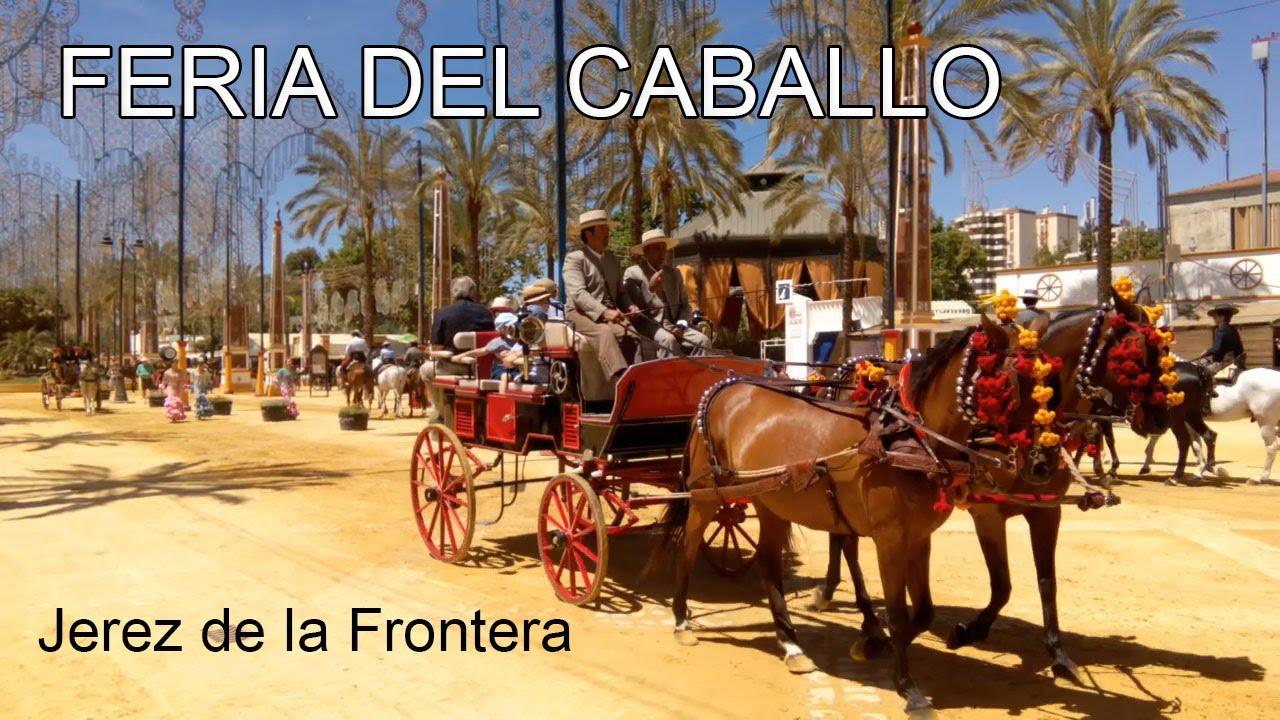 Feria de jerez de la frontera feria del caballo youtube for Azulejos jerez de la frontera