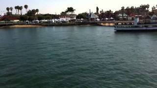 HORNBLOWER Boat Cruise Of South Bay Downtown San Diego, CA [Part 1]