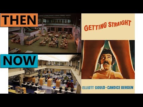 Getting Straight Filming Locations | Then & Now 1969 Eugene Oregon