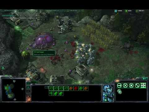 Haven's Fall HARD With All Achievements StarCraft 2: Wings of Liberty Pt 1