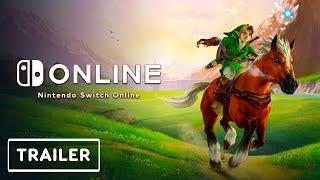 Nintendo Switch Online - Expansion Pack Trailer | Nintendo Direct