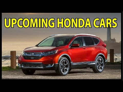 Superb Top 5 Upcoming Honda Cars To Launch In 2017 !! Honda New Car In India