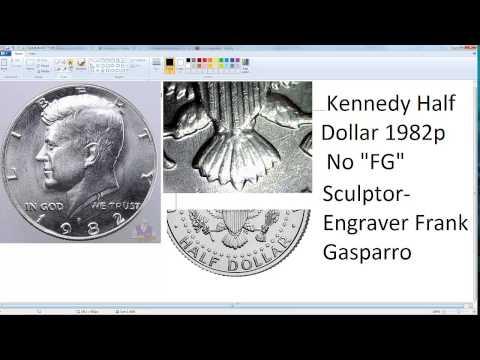 Kennedy Half Dollar No