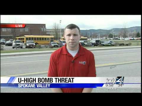U High Bomb Threat Bomb threat triggers U...