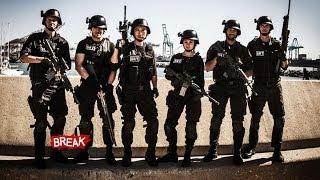 Armed Response Trailer