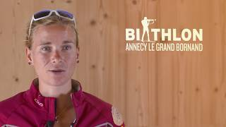 RENCONTRE #11 : Anais Bescond, membre de l'équipe de France de Biathlon