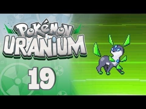 Pokemon Uranium Part 19 NEW EEVEELUTION! ( Pokemon Fan Game )Walkthrough Gameplay