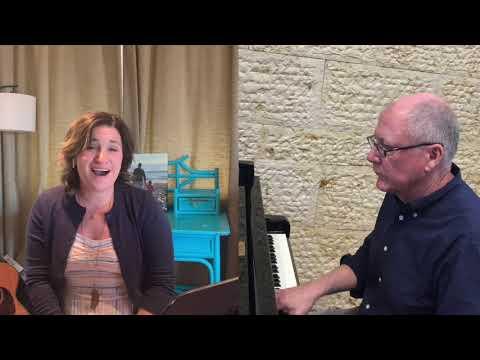 """""""Modim Anachnu Lach"""" With Cantor Sara Hass And David York"""