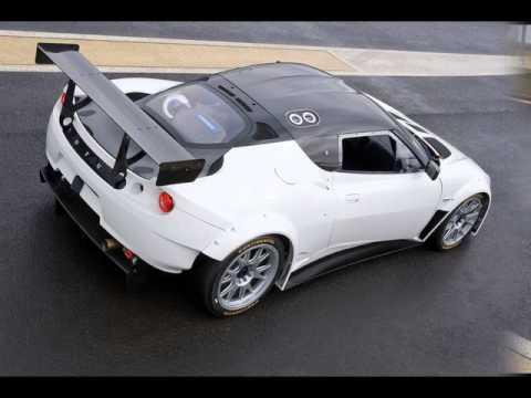 2013 Lotus Evora GX Racecar - YouTube