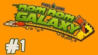 Nom Nom Galaxy - Gameplay Walkthrough Part 1 - Let's Make Soup
