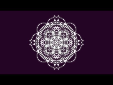 963 Hz Frequency | Mandala Meditation Music | Pure Tone Pineal Gland Activation