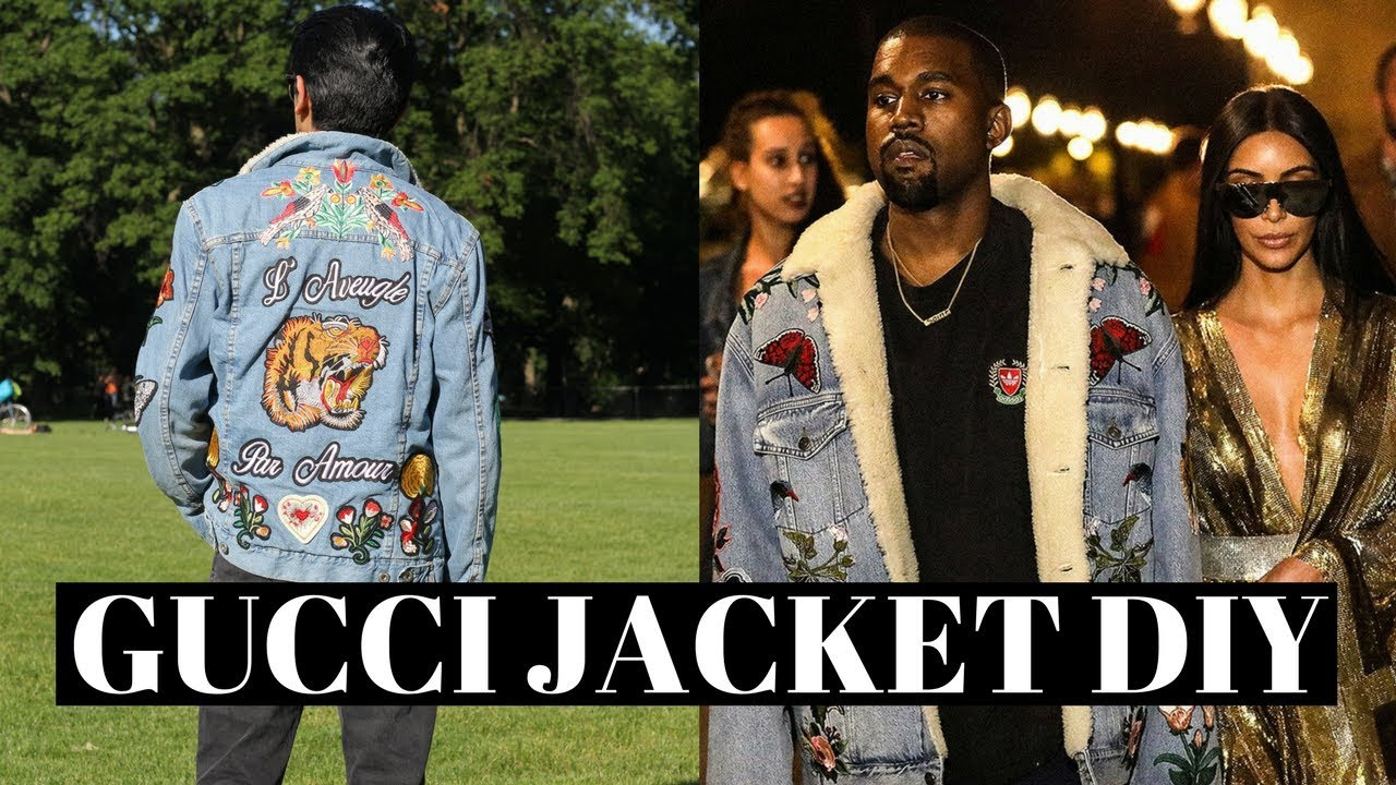 قطيع مرفوض يفوز Fake Gucci Denim Jacket Psidiagnosticins Com