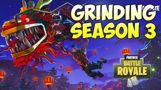 Fortnite: Road to 200 Wins [113/200] GRINDING Saison 3 BATTLE PASS!