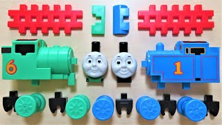 Thomas & Friends block factory for Thomas and Percy RiChannel