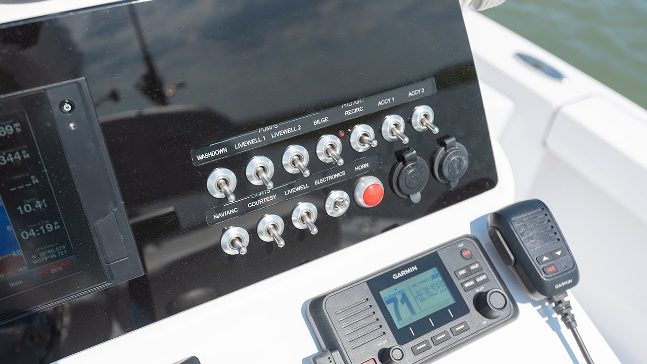 Masters 207 Bay Boat · Features | Sportsman Boats