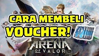 Cara Beli Voucher AOV Mudah Dengan UNIPIN! - Arena of Valor