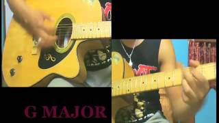 GXSOUL- RAAT VARI ft. C.O.D Guitar lesson and cover