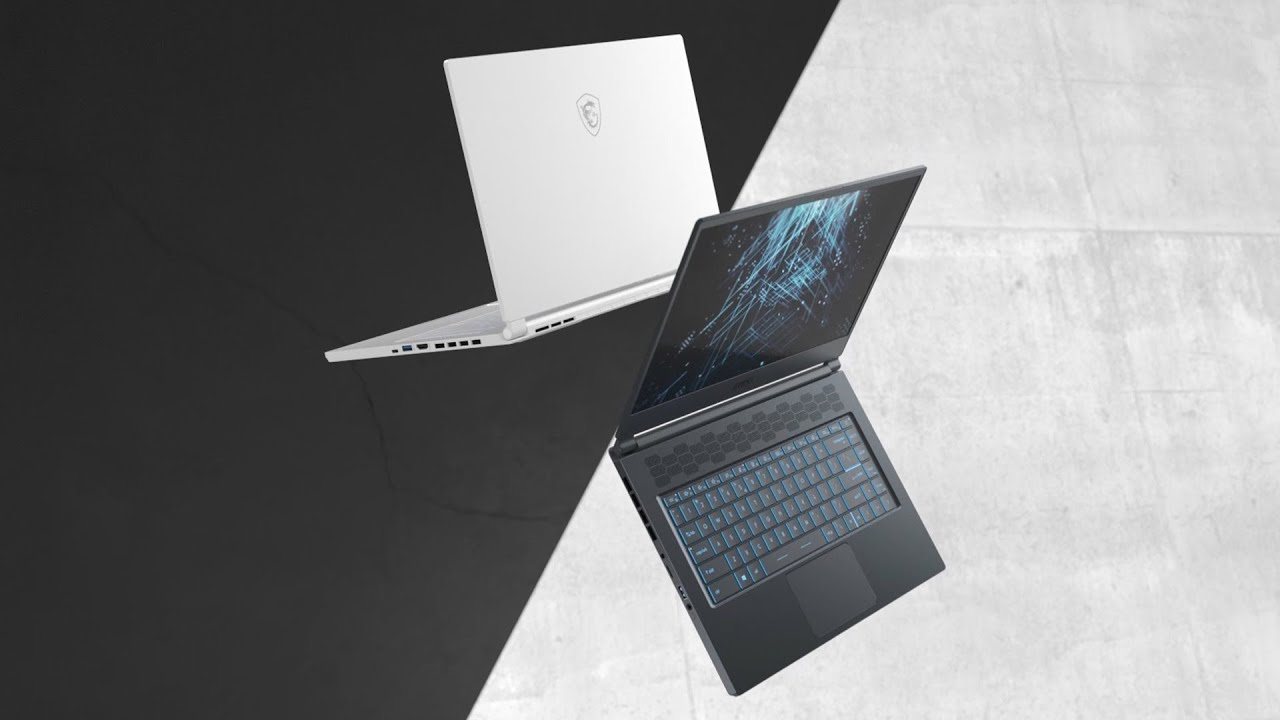 Stealth 15M – Slim.Sharp.Stylish | MSI