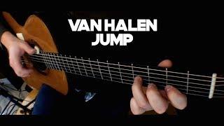 Van Halen - Jump - Fingerstyle Guitar