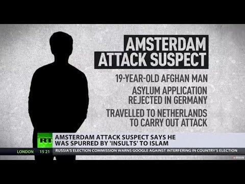 'Insults' To Islam Were Motivation For Afghan Man's Attack On 2 Americans In Amsterdam - Prosecutors