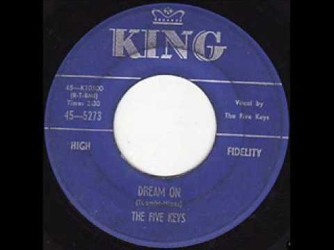 FIVE KEYS  Dream On  OCT '59
