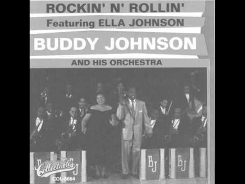 Buddy Johnson Orchestra   A Pretty Girl, A Cadillac & Some Money