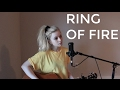 Ring Of Fire - Johnny Cash/June Carter (Holly Henry Cover)
