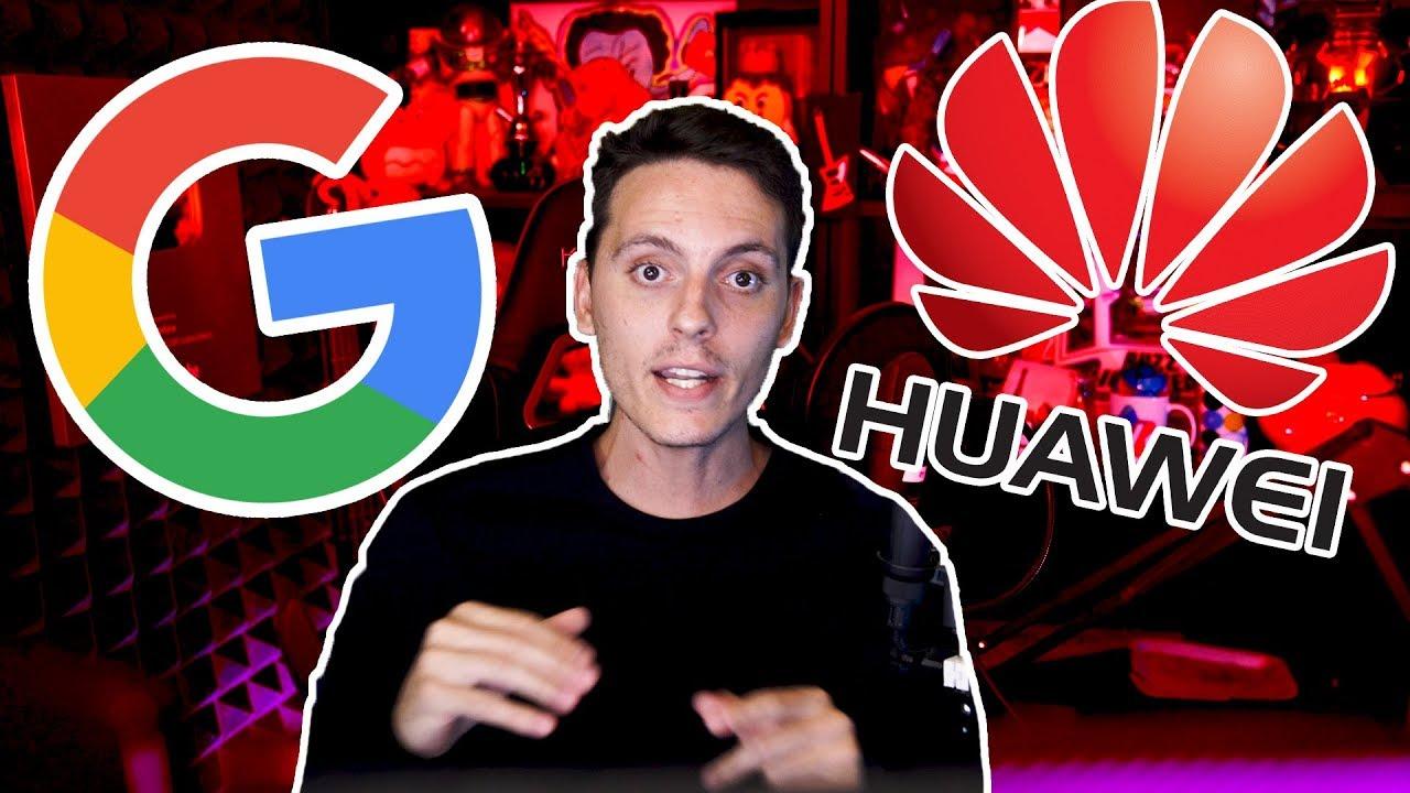 POR que Google Baneo a HUAWEI?-Wefere NEWS