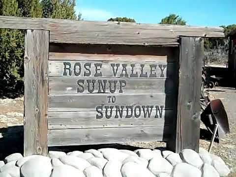 ROSE VALLEY  RV RANCH  Silver City New Mexico