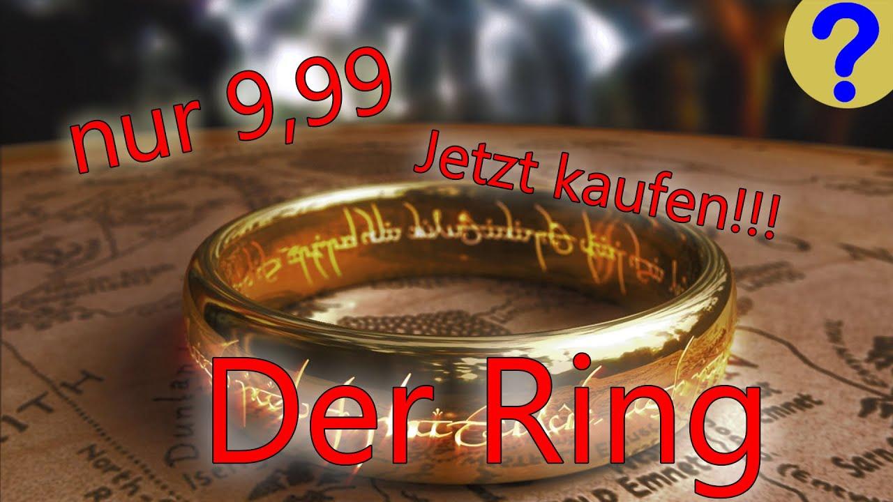 Der Eine Ring Spruch