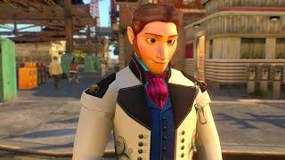 Hans from Frozen [GTA IV Ped Mod]