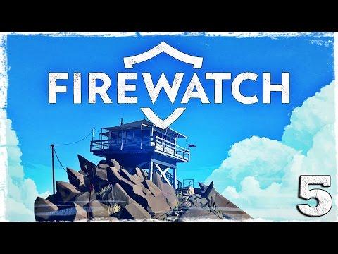Смотреть прохождение игры Firewatch. #5: Что же за забором?