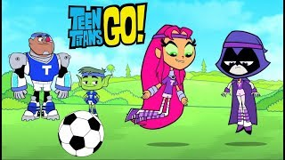 Teen Titans Go: Goal - Cartoon Network Games