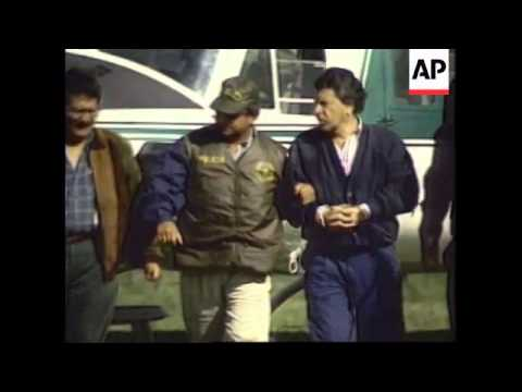 MEXICO: COLOMBIAN ALLEGED TO HAVE SOLD AIRLINE TO DRUGS LEADER