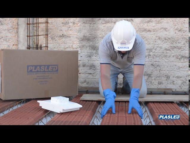 Produto Inovador - PLASLED