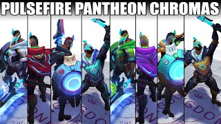 Pulsefire Pantheon Chroma 2020