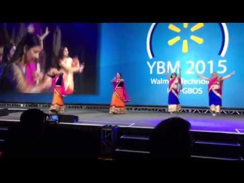 Walmart ISD YBM 2015 India Western opening dance 2015   pt 2
